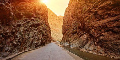 Dolina Dades Maroko
