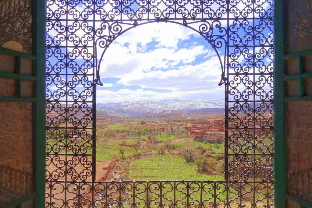 Kazba Telouet Maroko