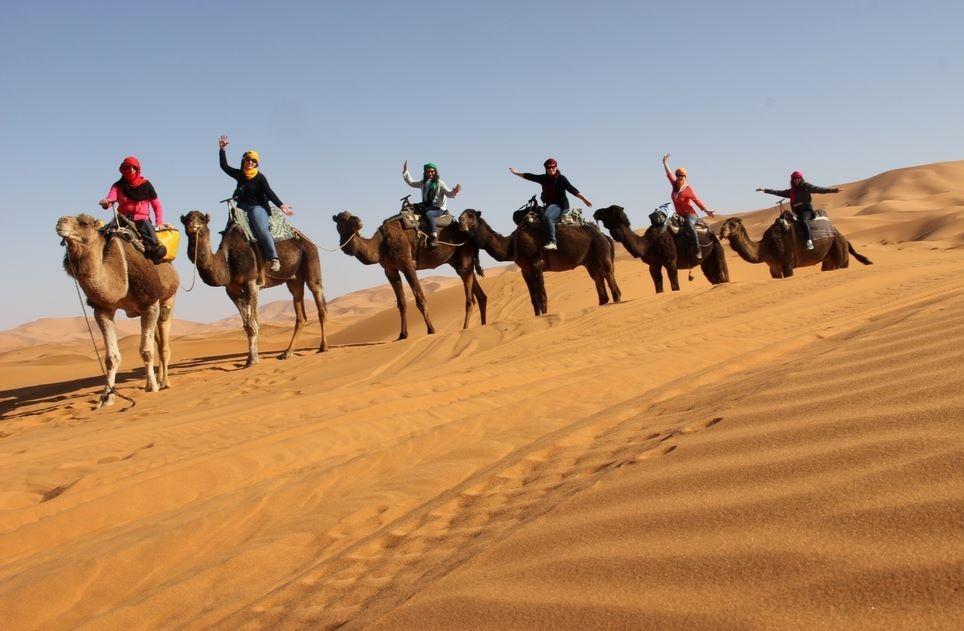 Maroko wycieczki objazdowe na pustynie
