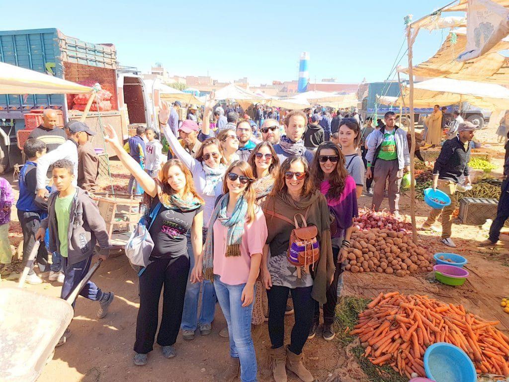 Grupowa wycieczka objazdowa – Marrakesz i Pustynia – 7 dni 2