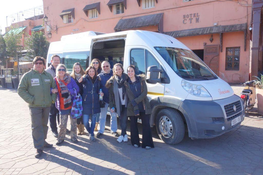 Grupowa wycieczka objazdowa – Marrakesz i Pustynia – 7 dni 3