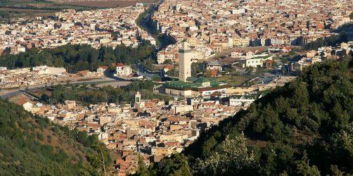Azrou w Maroku