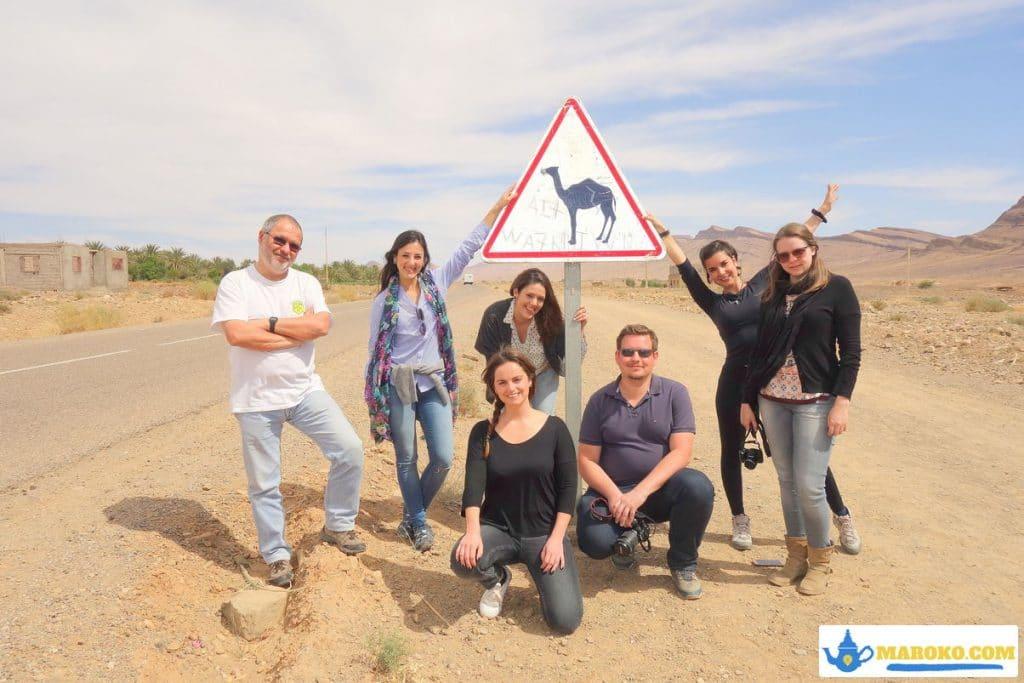 Wycieczka objazdowa po Maroku