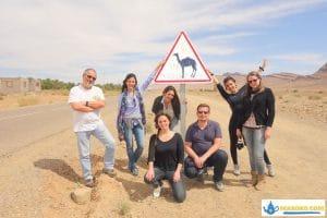 Grupowa wycieczka objazdowa po Maroku