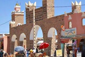 Agdz Maroko