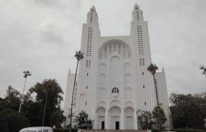 Katedra Sacré-Coeur w Casablance