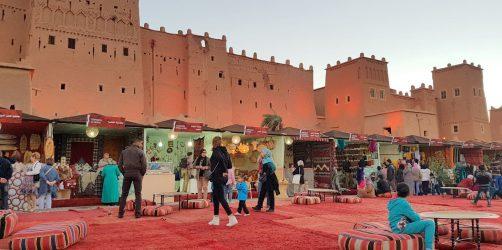 kazba Taourirt Ouarzazate