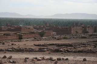 Ksar Tissergate w Maroku