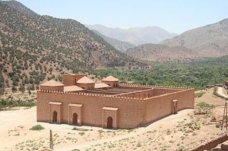 Meczet Tinmel w Maroku