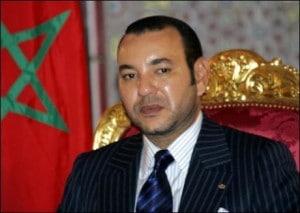 Król Maroka Mohammed VI