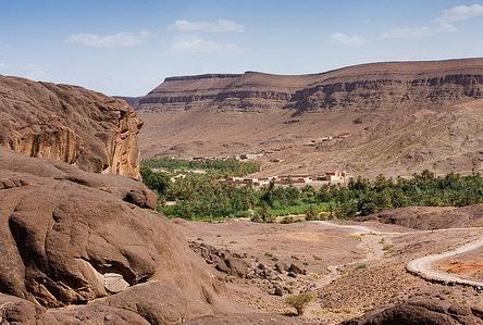 Poznaj Ouarzazate - filmowe miasto na pustyni 3