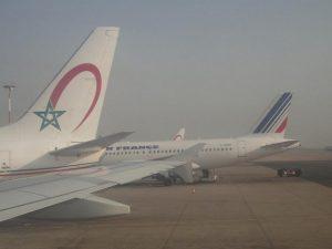 Royal Air Maroc - linia lotnicza Maroka