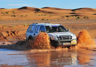Trasy off roadowe w Maroku
