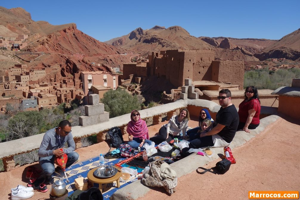 Grupowa wycieczka objazdowa – Marrakesz i Pustynia – 7 dni 4