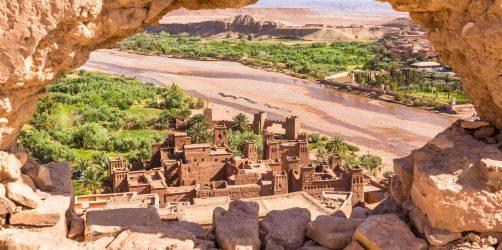 Zabytki UNESCO w Maroku
