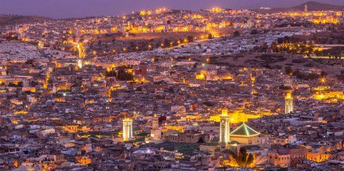 Fez, cesarskie miasto