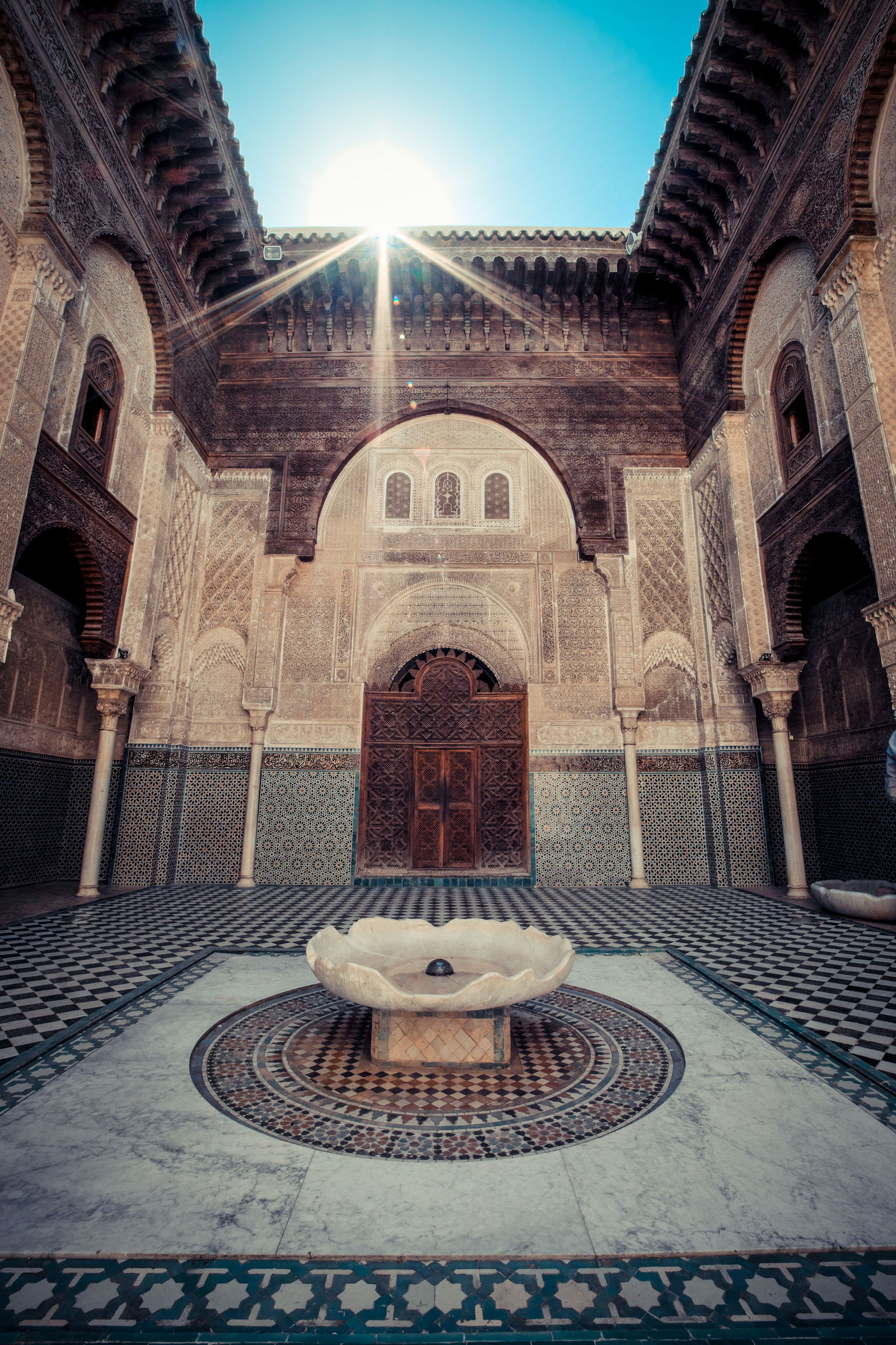 Madrasa Bou Inania Meknes