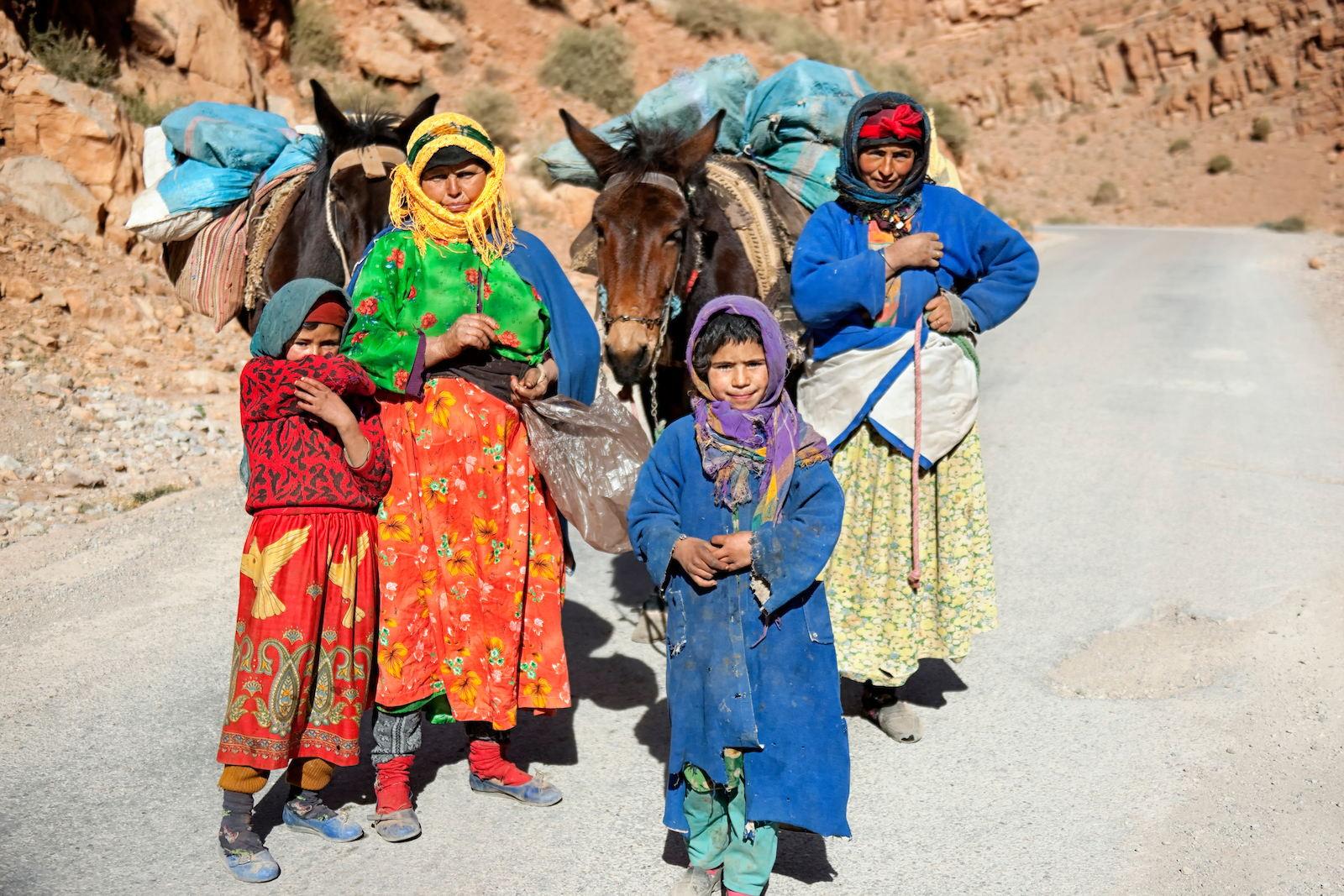 Maroko Berberowie