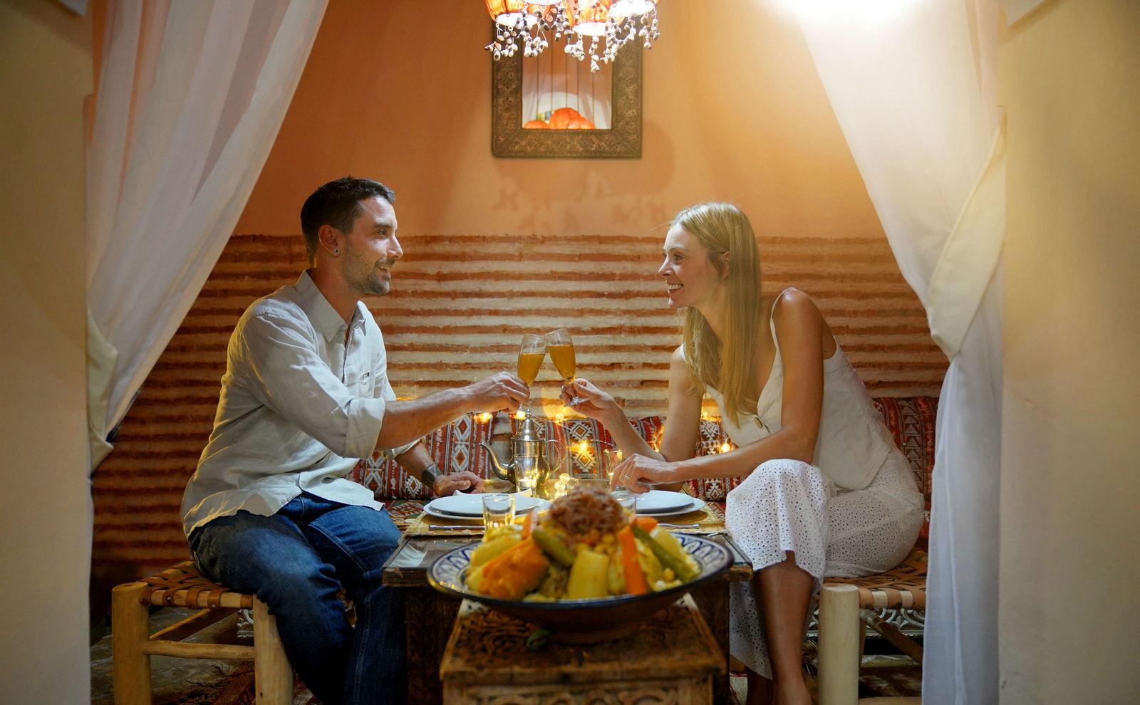 Maroko miesiąc miodowy