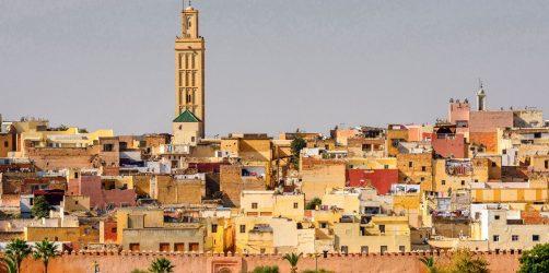 Meknes Maroko
