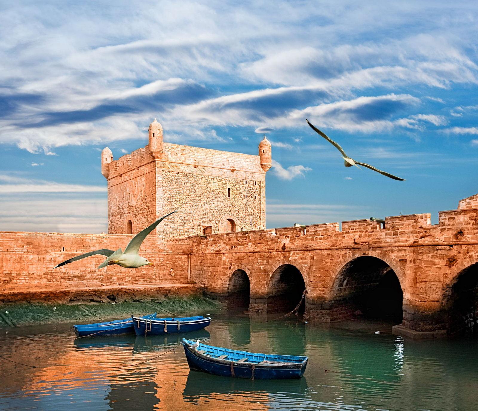 Sqala Essaouira, Maroko