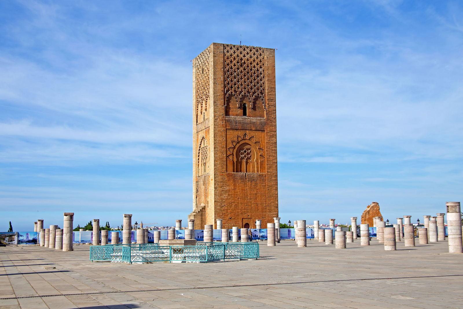 Wieża Hassana Rabat