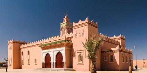 Meczet w Zagorze