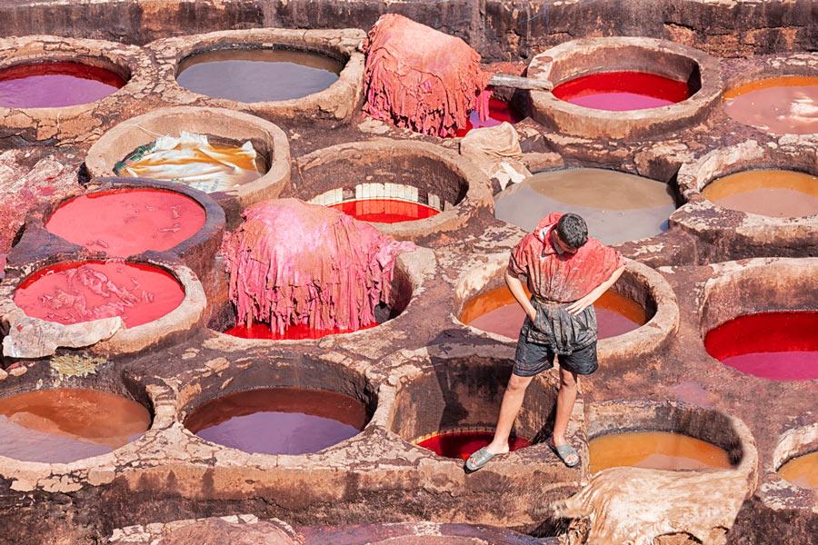 Poznaj Fez - najstarszą medynę świata 1