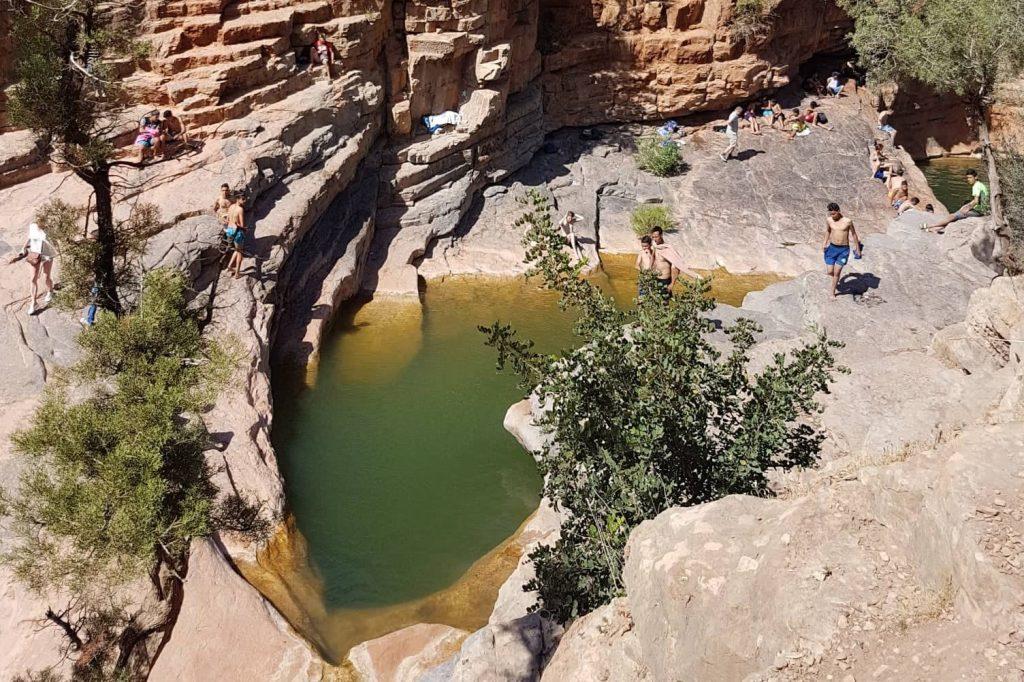 Paradise Valley, Rajska Dolina Agadir