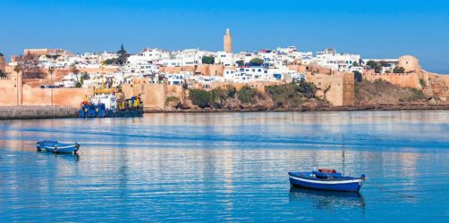 Maroko stolica Rabat
