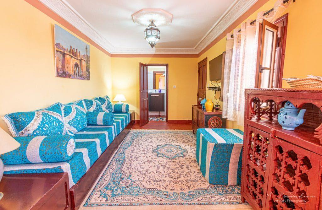 Nasz hotel w Warzazat 15