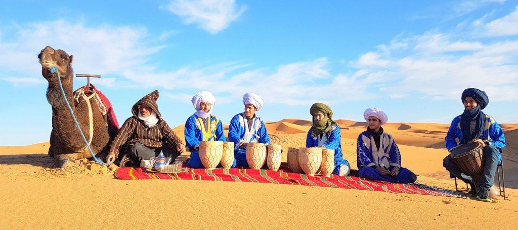 7 dni Maroko 430€ • Wycieczka z Marrakeszu na Pustynię Sahara