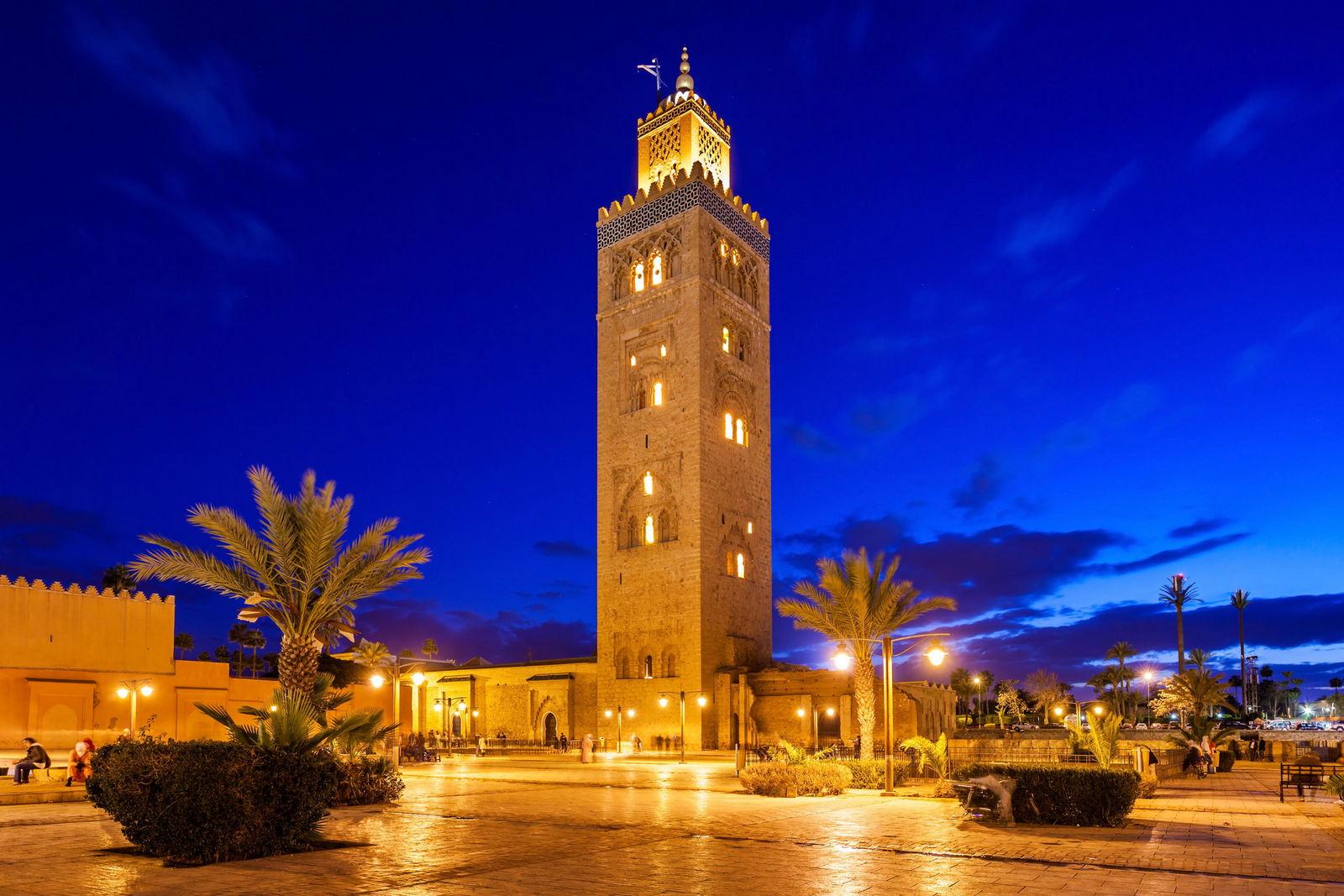 Marrakesz Koutoubia