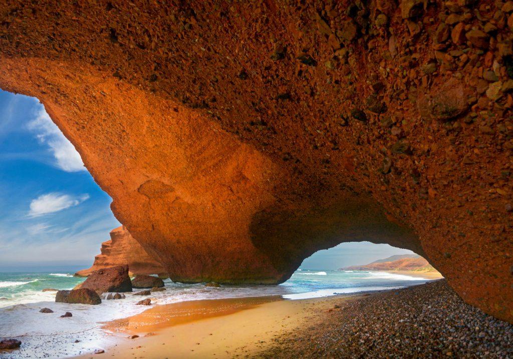 Plaża Legzira