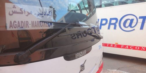 Autobus Marrakesz Agadir Supratours