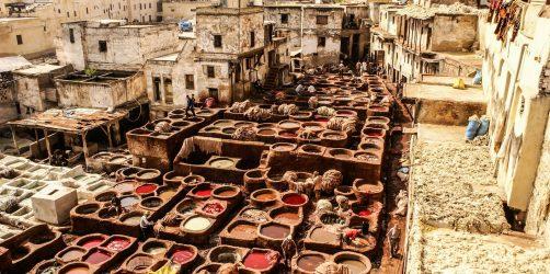 Cesarskie miasto Fez