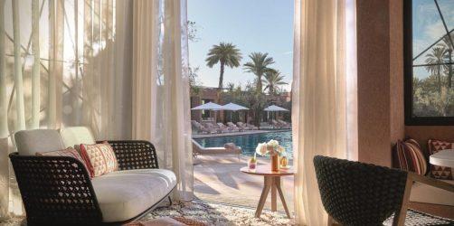 Hotel 5-gwiazdkowy w Marrakeszu