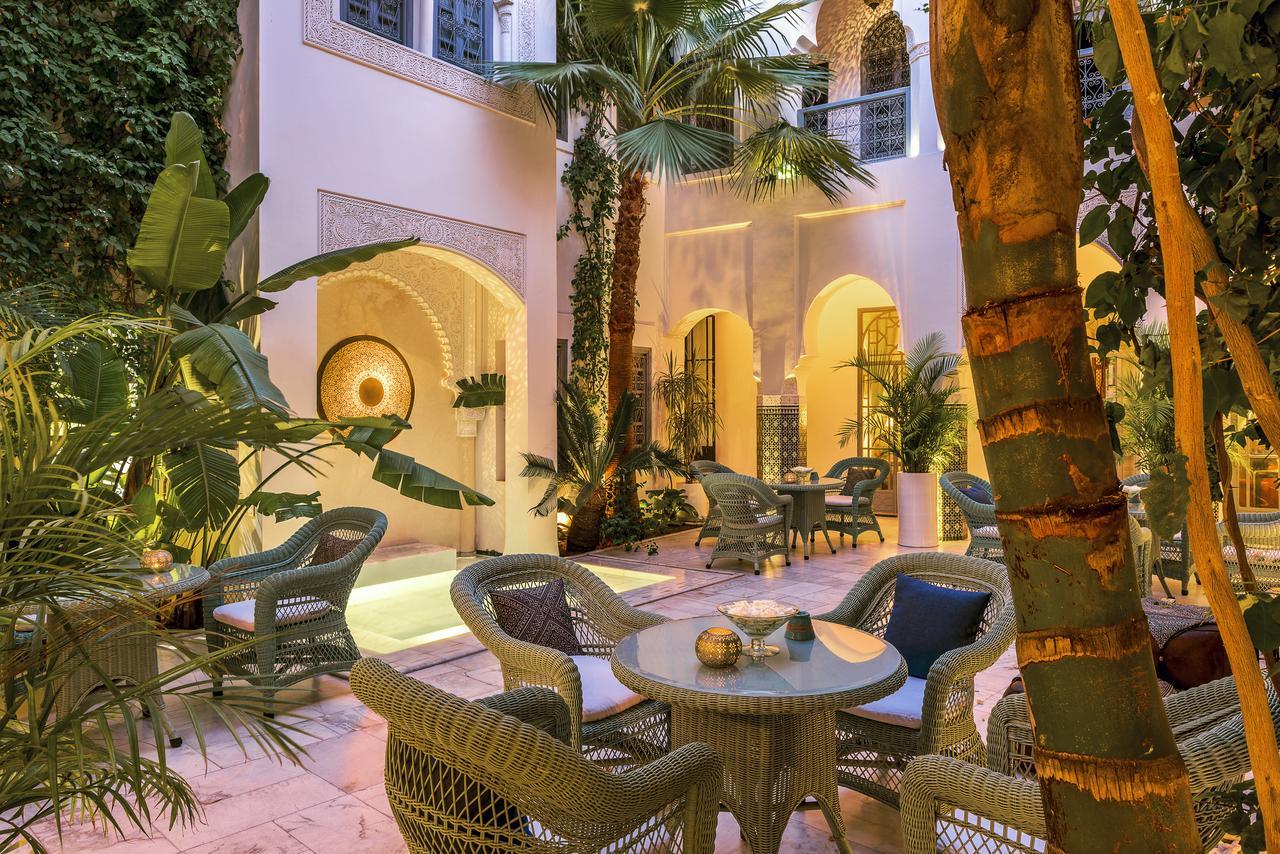 Piękny Riad w Marrakeszu