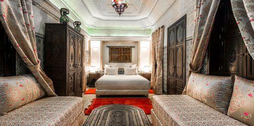 Najdroższe hotele w Marrakeszu