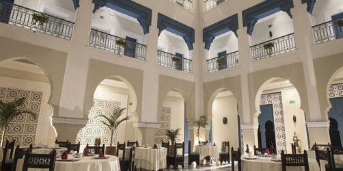 Hotel w Tangerze