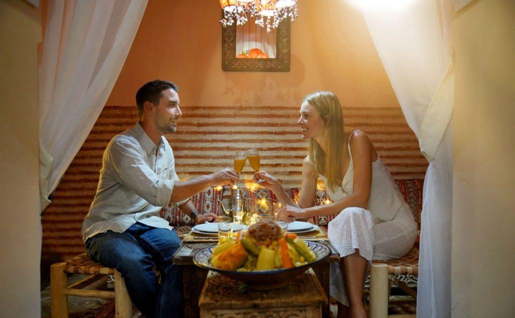 Miesiąc miodowy w Maroku