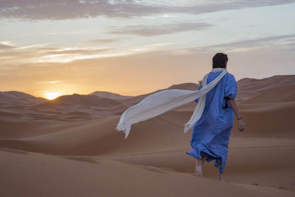Wycieczki na Saharę
