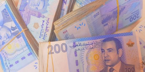 Maroko waluta - wymiana i bankomaty