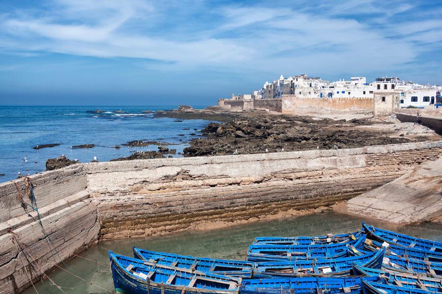 Poznaj Essaouirę - starożytny Mogador 1