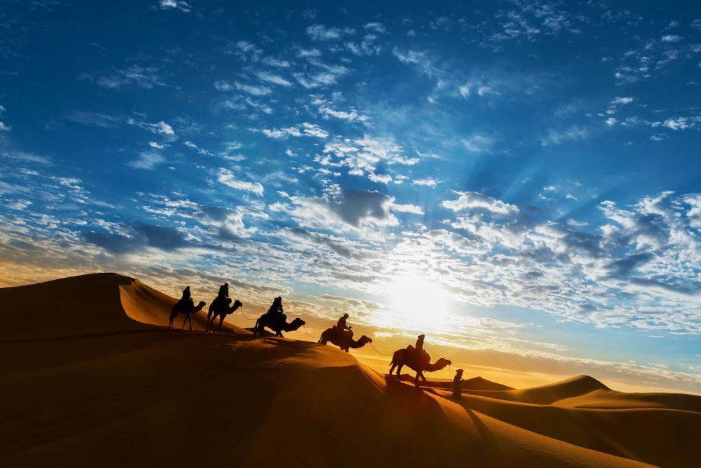 Grupowa wycieczka objazdowa – Marrakesz i Pustynia – 7 dni