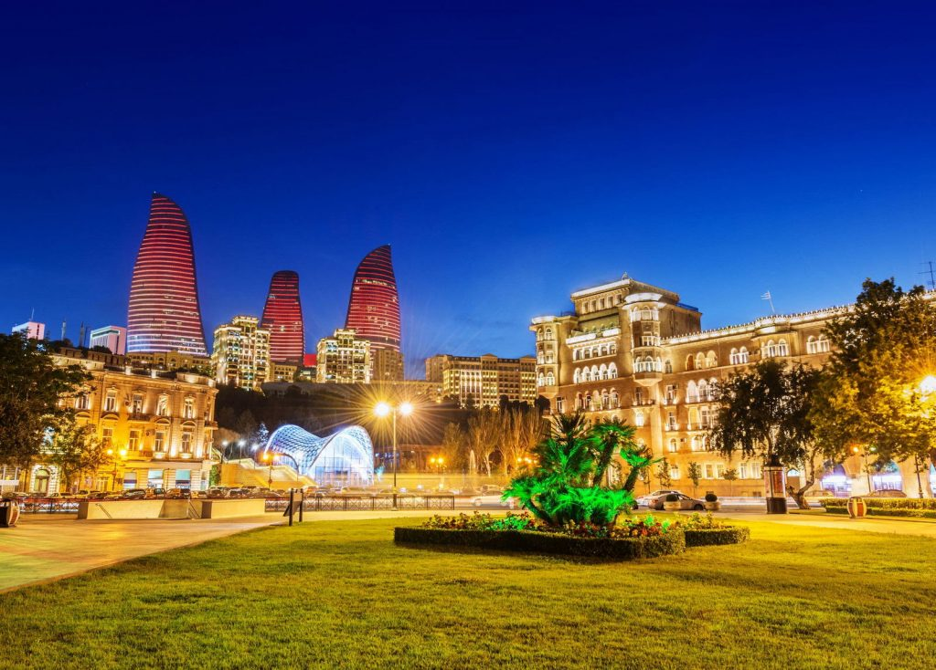 Wycieczka Azerbejdżan