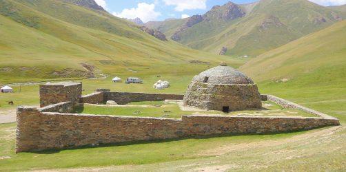 Wycieczki Kirgistan